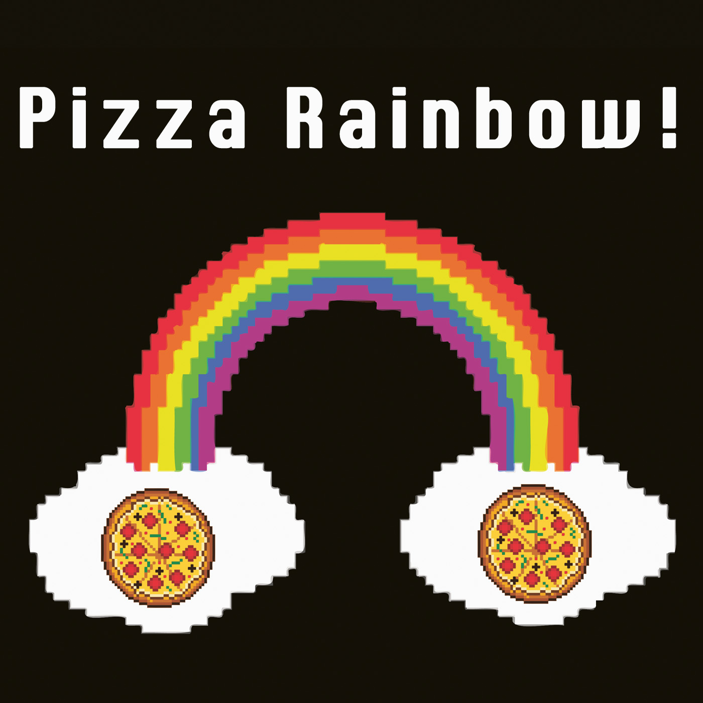 Pizza Rainbow