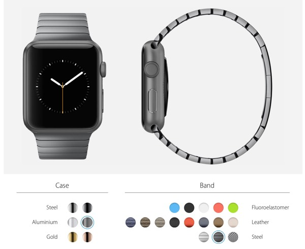 Mockup via MixYourWatch.com